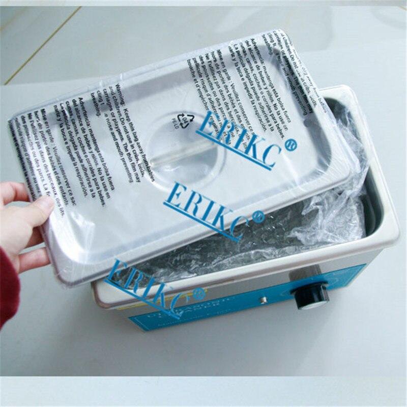 ERIKC Heater Ultrasonic Cleaner 220V 3L 110V Wash Machine Ultrasonic Cleaner Bath For Common Rail Auot Fuel Injector (8)