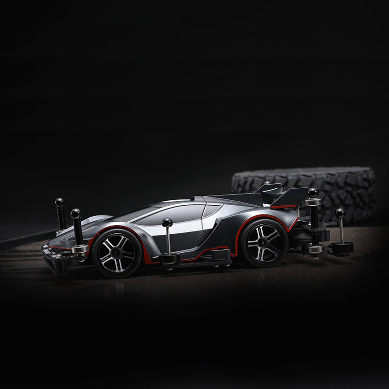 Four Wheel Drive Genuine Super Run Veneno Limited MA Chassis 2 wheel drive robot chassis kit 1 deck