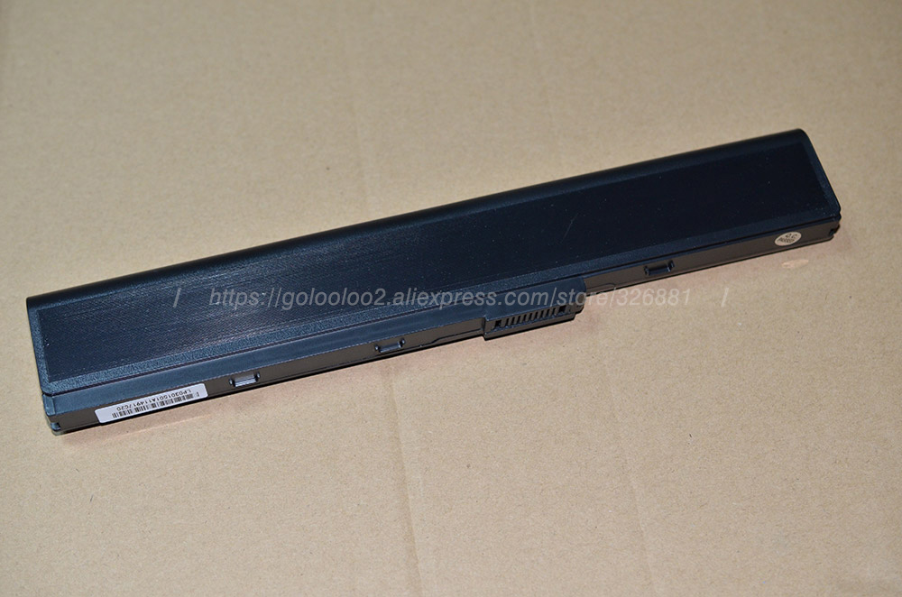 Golooloo 4400mAh Asus A32-K52 A52 K52F A52J A52F A52JB A52JK A52JR - Noutbuklar üçün aksesuarlar - Fotoqrafiya 3