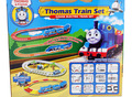 Electric power Rushed Trains Cars Kids Toys Thomas Train Set And Friends Electric Track Toy Small Splicing Rail Free Shipping
