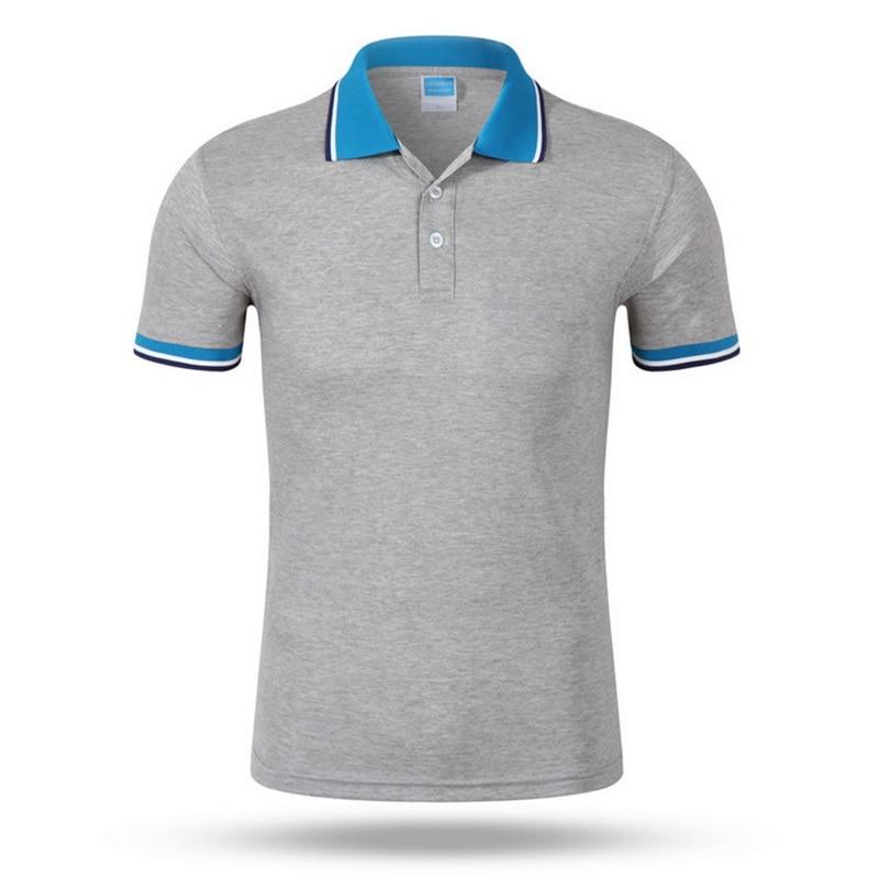 NIBESSER Plus Size L-3XL Brand Men's   Polo   Shirt Men Cotton Short Sleeve Shirt Brands Jerseys Summer Bussiness Mens   Polo   Shirts