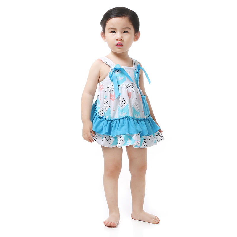 2016 Baby Girls Clothes Hot Sale Summer Childrens Boutique
