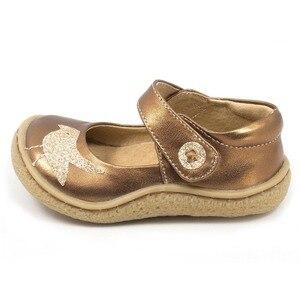 Image 4 - TipsieToes Top Marke Qualität Echtem Leder Kinder Baby Kleinkind Mädchen Kinder Schuhe Für Mode Winter Schnee Stiefel Kostenloser Versand