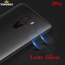 High Quality Camera Lens Tempered Glass Xiaomi Pocophone F1 2.5D Screen