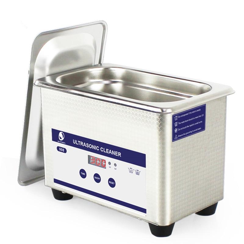 0.8 լ թվային ուլտրաձայնային մաքրող Sus304 - Կենցաղային տեխնիկա - Լուսանկար 2