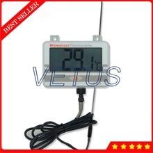 Discount! AZ-8891 Digital Wall Mounted Waterproof Thermometer w/Long Probe Boiler Water Temperature Meter Tester