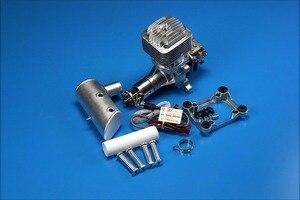 Image 2 - Originale DLE85 85CC DLE Monocilindrico 2 strokes Benzina/Motore A Benzina per RC Airplane