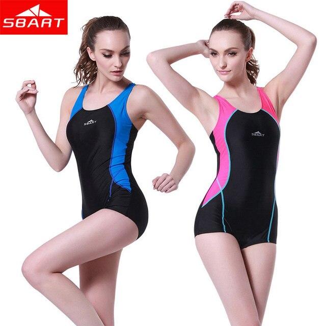 d60d8434f8 SBART 2016 Sexy One Piece Swimsuit Women Plus size Monokini Swimsuit  Beachwear High Cut Professional Swimwear Bathing suit O