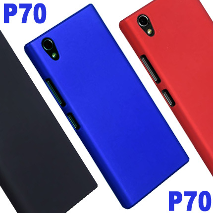 Lenovo p70 case cover plastic Fashion Hard Pc case for lenovo P70-a case cover High quality P70 Lenovo P70t case cover