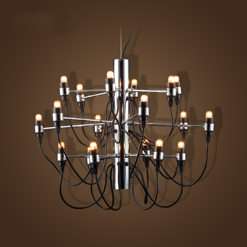 Image 2 - Modern Chandeliers Home Lighting Indoor Lamp lustres de para cristal sala de janta chandelier for dining living bedroom-in Chandeliers from Lights & Lighting