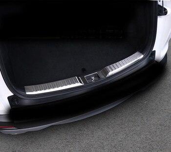 Нержавеющая сталь для HONDA CRV 2017 задняя коробка для украшения педали рамка >> paik 0001 Store