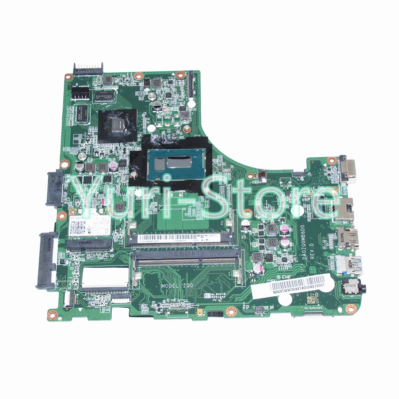 NOKOTION DA0ZQ0MB6D0 For acer aspire E5 471G mianrboard N9V9TWW004 I5 5200U Nvidia 840M graphics