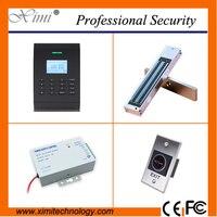 Tcp/ip RS232/485 RFID карты система контроля доступа 180 кг магнитный замок + кнопка выхода + источника питания двери контроля доступа; комплект