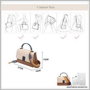 Image 4 - AVRO erkek MODA çanta çanta kadınlar için 2020 lüks çanta kadın çanta tasarımcısı crossbody çanta kadınlar için hakiki deri küçük çanta