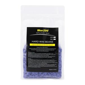 Image 5 - 500g Painless Depilatory Pearl Hard Wax Beans Brazilian Granules Hot Film Wax Bead For Hair Removal Waxing Bikini Dropshipping