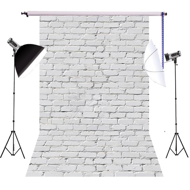 Art Fabric White Brick Backdrop Photography Background Wall Backdrops Studio Xt 2884