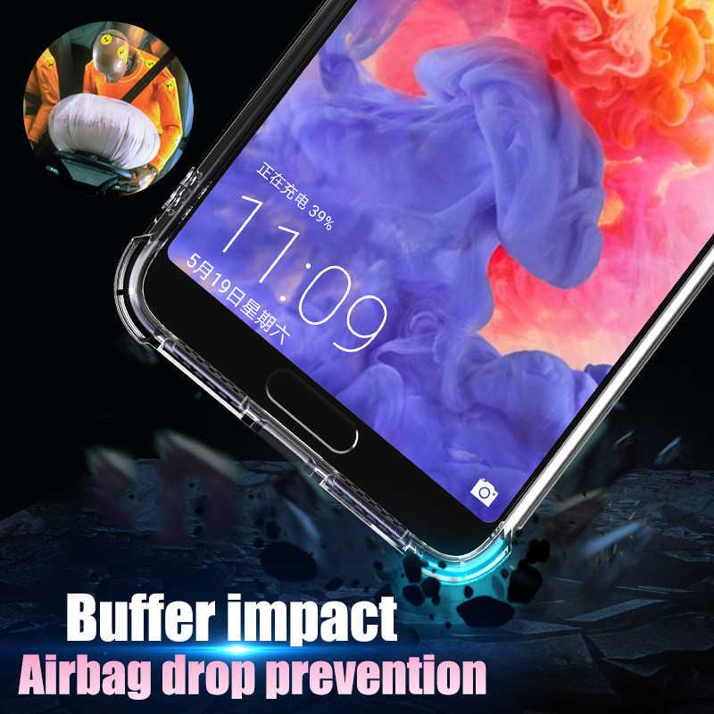 Shockproof Case For Huawei Mate 20 10 P10 P20 P30 Pro P Smart 2019 Cases P8 P9 Honor 9 10 V10 20 Lite Nova 3 2i 3E Cover Bag