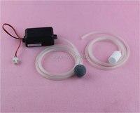 Vendas mini bomba de ar do gerador de ozônio AC110V 60Hz  bomba de máquina de ozônio ozonizador bomba ///vagetable máquina de lavar roupa|generating system|machine silicon|machine spiral -