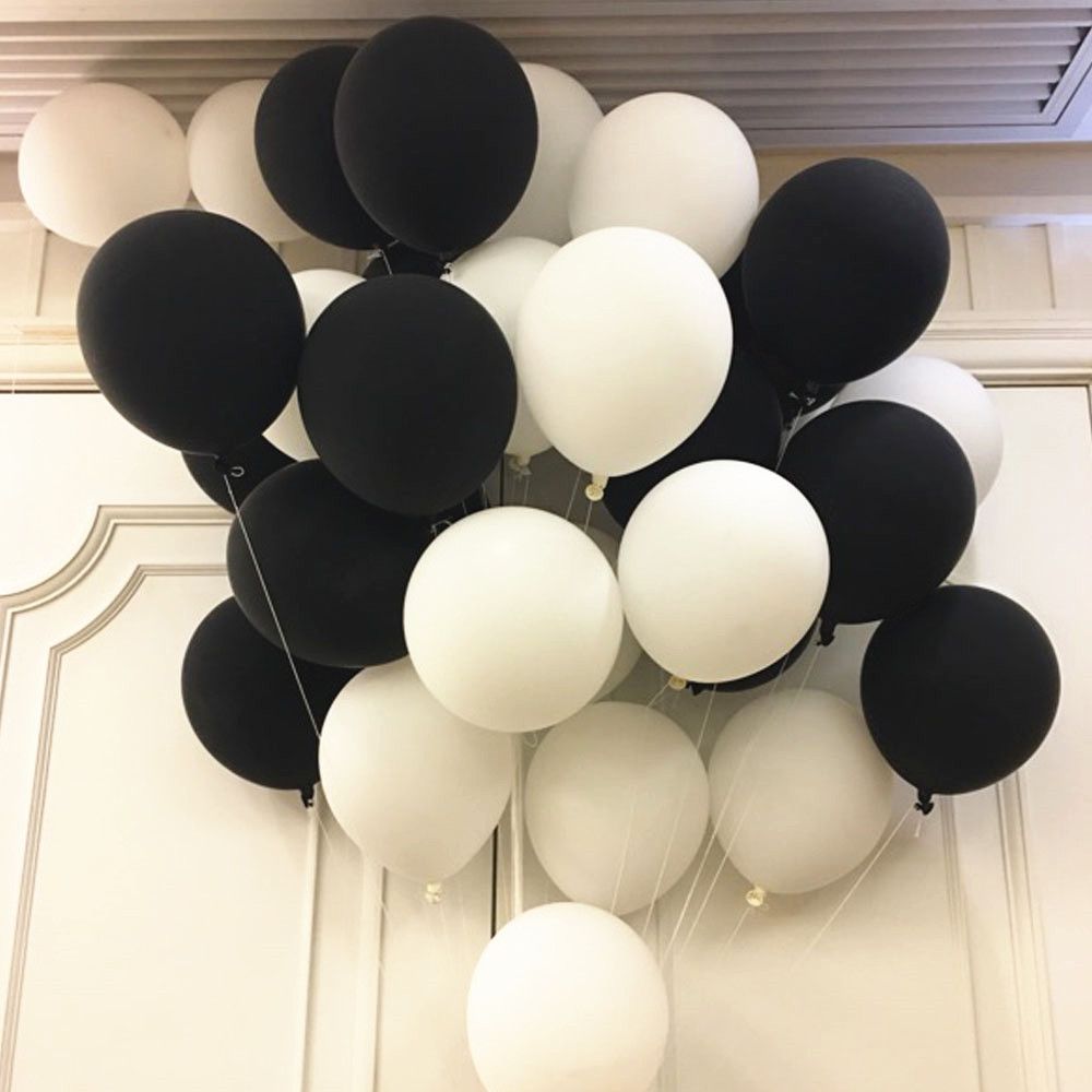 30Pcs Birthday Party Decoration Air Balloons 5