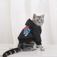 Winter Hooded Jacket for Cats