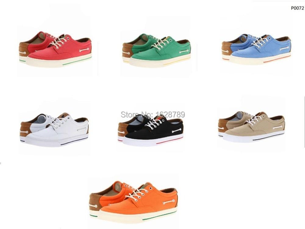Fashion Casual Men's Polo Shoes Male