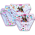 Russia Masha and the Bear Baby Girls Panties Cute Cotton Children Underwear Girls Boxers Multicolor Girls Underwears For 3-10Y