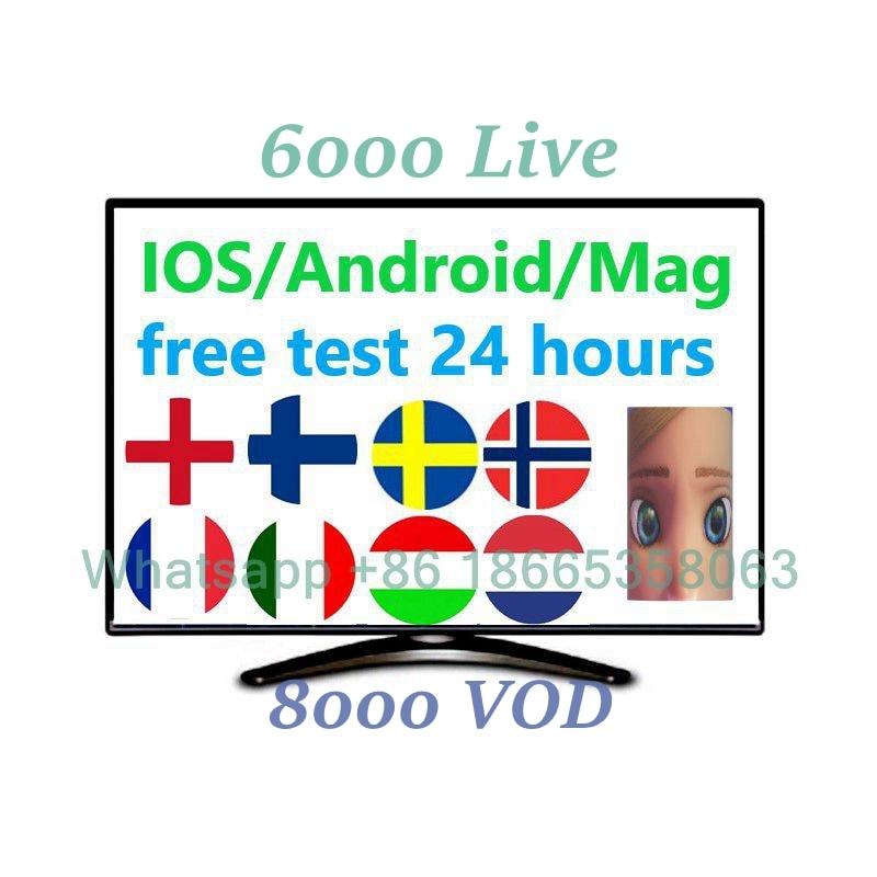 6000 channels French IPTV FHD subscription hd iptv portugal spain m3u italy greek italia poland iptv