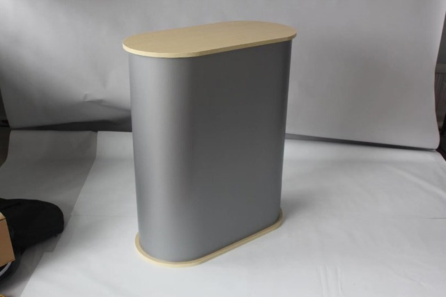 Exhibition Stand Advertising : Promotion display counter stand table wall pop up dispaly