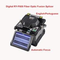One year Warranty RY F600 Fiber Splicer Splicing Machine Fusion Welding Machine