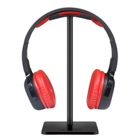 2016 New Fashion Desk Display Headphone Stand Hanger Headset Holder For Earphone Headset