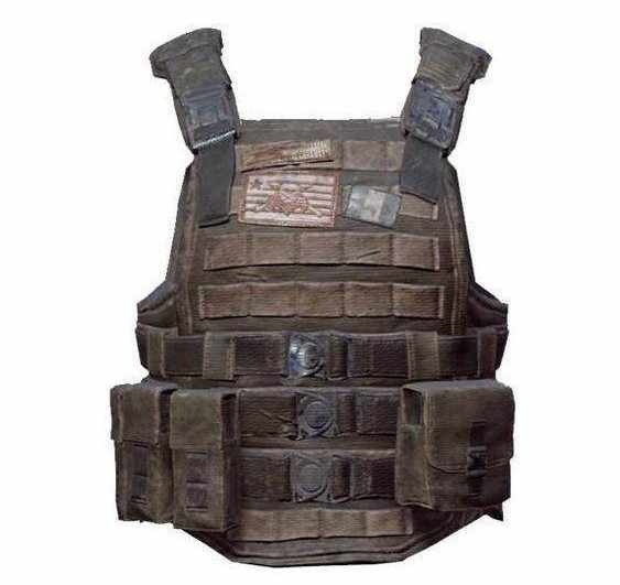 Special forces commandos  vest bag army fans backpack cosplay CS police PLAYERUNKNOWN'S BATTLEGROUNDS chest bags