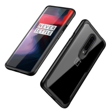 Case For Oneplus 7 Pro 1+7 Pro TPU Bumper Airbag Transparent Shockproof Fitted Cover Funda Soft Protective Mobile Phone Case