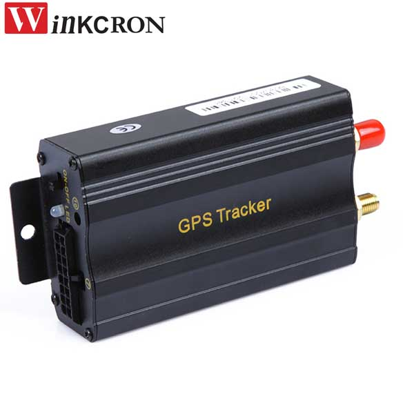 Winkcron Car GPS Tracker TK103A GSM/GPRS Tracking Vehicle GPS Tracker hight quality Real time tracker