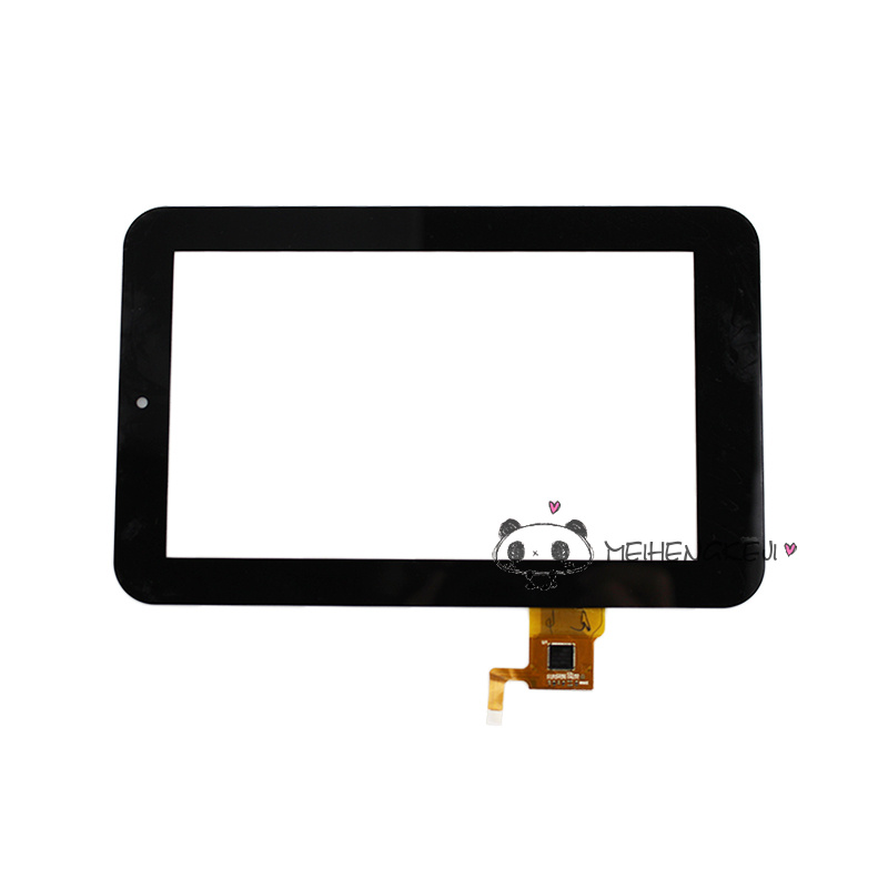 New 7 inch Touch Screen Digitizer Glass FPC-CTP-0700-066V6-1 tablet PC Free shipping black new for 7 tablet fpc ctp 0700 066v7 1 capacitive touch screen panel digitizer glass sensor replacement free shipping