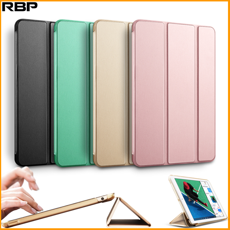 RBP for new iPad 2017 case Yue color All-inclusive for ipad 9.7 2017 case ultra-thin for iPad 2017 cover 9.7 inch Model is A1822 back shell for new ipad 9 7 2017 genuine leather cover case for new ipad 9 7 inch a1822 a1823 ultra thin slim case protector
