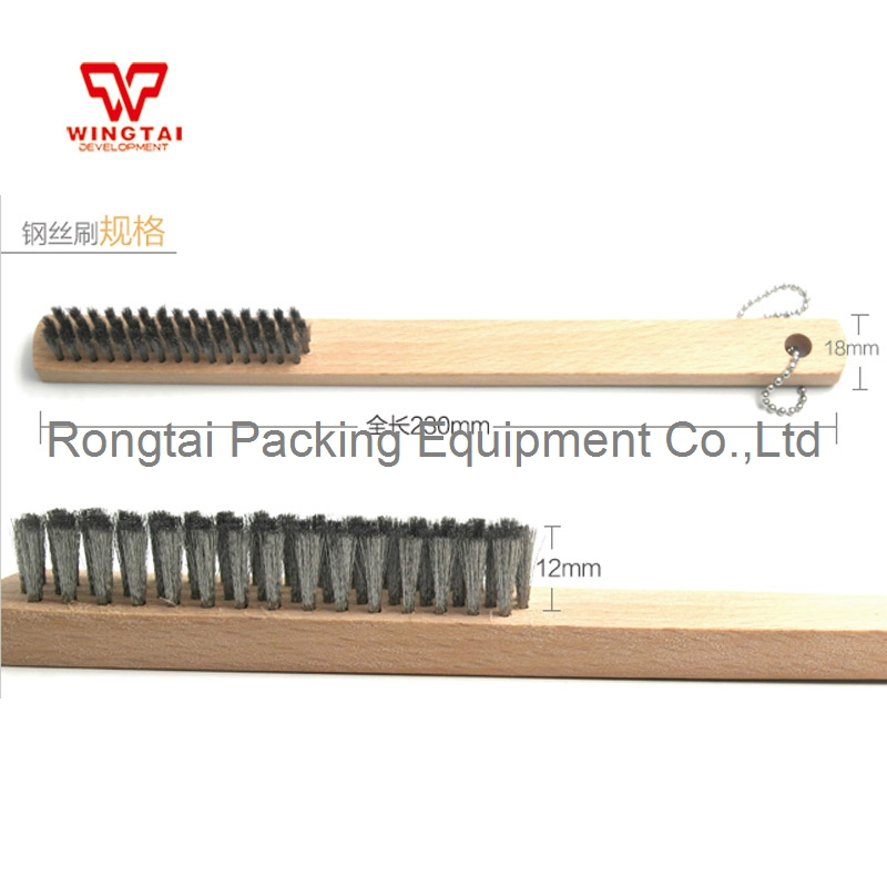 Diameter 0.04mm Steel Wire Anilox Roller Stainless BrushDiameter 0.04mm Steel Wire Anilox Roller Stainless Brush