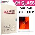 Para ipad air 2 temperado vidro protetor de tela para apple ipad temperado película protetora para apple ipad air 2 ar pacote de varejo