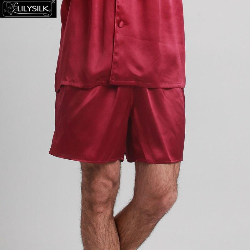 1000-claret-22-momme-mens-short-silk-bottom