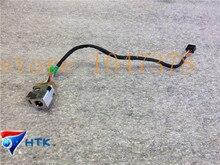 Оригинал для hp pro 4-b 4-b000 dc-in разъем питания жгут ж кабель 686124-sd1