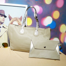 Top quality Women's Handbag  Canvas single shoulder bag Never bags fashion tote can add hot stamp Female bag