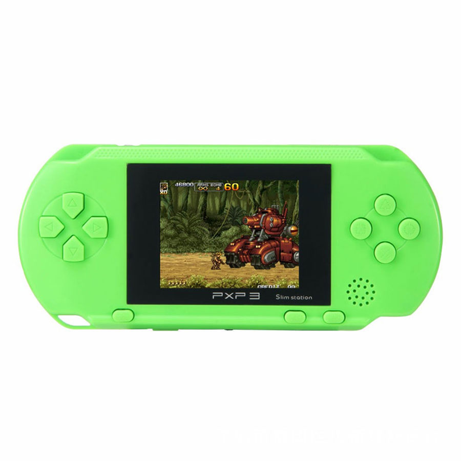 Multimedia Gaming Intelligence 2.8Inch Screen Child Color Display Handheld Game Consoles Game Player 16-bit Game Player EU/US/UK