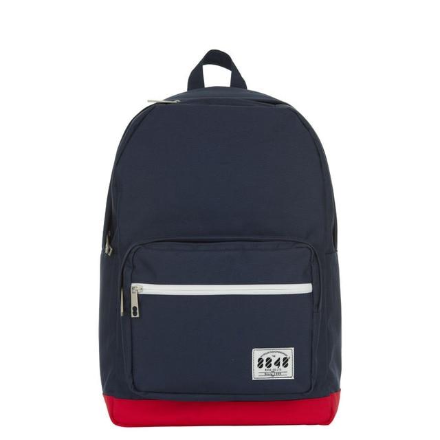 3ad9618807c9 2015 High quality 8848 navy men s backpacks best brand backpack school bag  men travel bag women bags unisex freeshipping C066-1