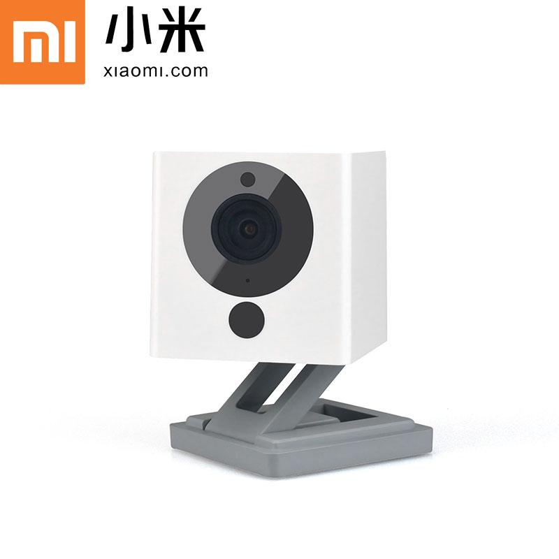 Prix pour D'origine xiaomi xiaofang 1080 p f2.0 ouverture numérique 8x zoom caméra intelligente soutien fonction de vision nocturne
