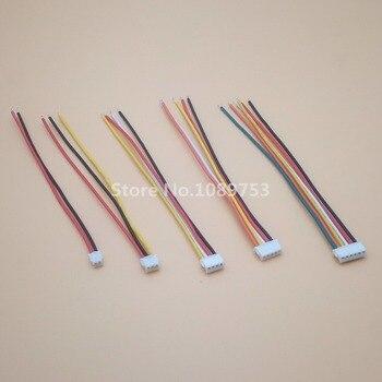 100 шт ZH 1,5 мм электронный провод 150 мм длина 2/3/4/5/6/7/8/9/10/12 контактный кабель