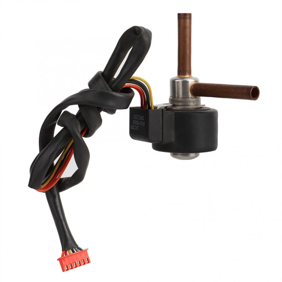 Electronic Expansion Valve for Air Conditioner Accessories Throttle Valves Air Source Heat Pump Air ToolElectronic Expansion Valve for Air Conditioner Accessories Throttle Valves Air Source Heat Pump Air Tool
