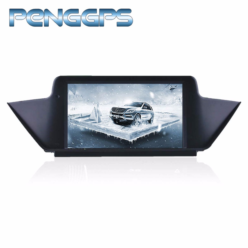 Octa Core lecteur CD DVD 2 Din stéréo Android 8.0 autoradio pour BMW X1 E84 2009-2013 GPS Navigation multimédia stéréo unité 4G + 32G