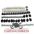 2002-2009 VFR800 Complete Fairing Bolts Screws Fastener Kit For Honda 2002 2003 2004 2005 2006 2007 2008 2009 Motorcycle Parts