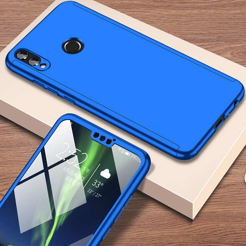 360 Shockproot Full Cover Cases For Xiaomi Redmi 5 Plus 7 6A 5A K20 Pro 4X S2 Phone Case for Redmi Note 5 6 7 Pro Cover S2 Coque