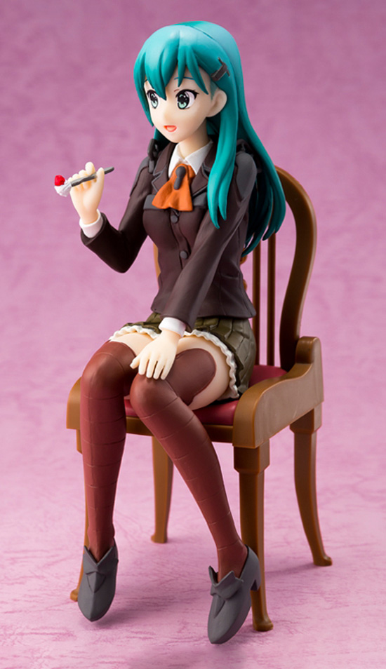 Suzuya Figure Ceylon Tea Party anime Kantai Collection KanColle Japan sega kantai collection kancolle mutsuki spm super premium figure