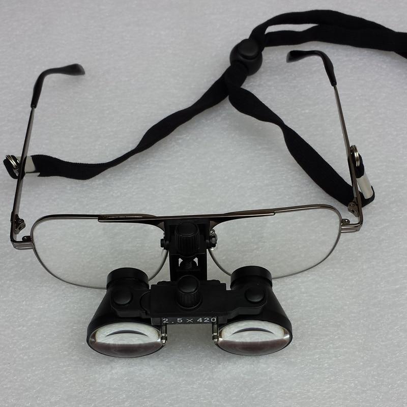 """2.5X """"Galileo"""" medicininės žiūroninės odontologinės lupenos, - Matavimo prietaisai - Nuotrauka 3"""